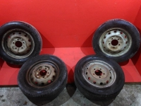 Нива Комплект летних колес Continental R16