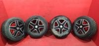 Шевроле ланос колеса зимние на литых дисках литье