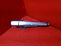 Ручка наружная задняя левая Mitsubishi Outlander 01-08 Аутлендер