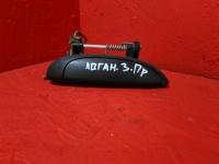 Ручка наружная задняя правая Renault Logan логан