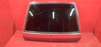 Ваз 2109 крышка багажника 2108 2114 цв. красный