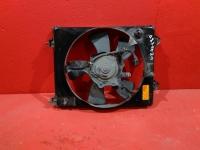 Вентилятор радиатора Mitsubishi Outlander 01-08 Аутлендер