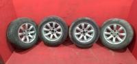 Ваз колеса летние литые диски арбузы  r13 лето
