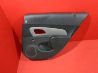 Обшивка задней правой двери Chevrolet Cruze 09-16 Шевролет Круз