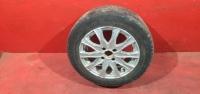 Ваз диск литой 10 звезд колесо запаска литье
