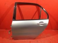 Дверь задняя левая Mitsubishi Lancer 9 2003-2007