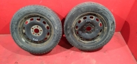 Комплект зимних колес 2шт от Форд Фокус 2 08-11
