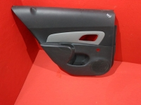 Обшивка задней левой двери Chevrolet Cruze 09-16 Шевролет Круз