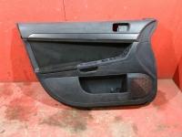 Обшивка передней левой двери Mitsubishi Lancer X 07-15 Лансер Х
