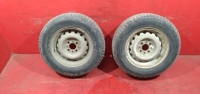 Ваз колеса зимние 2 шт R13 KAMA-503 на прицеп