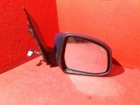Зеркало правое электрическое Форд Фокус 2 синее