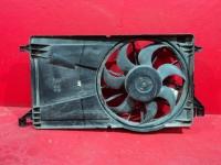 Вентилятор радиатора Форд Фокус 2 08 диффузор