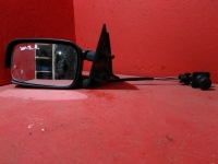 Зеркало левое механическое Volkswagen Passat B3 88-93 пассат