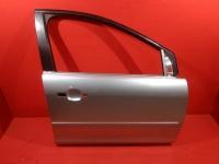 Дверь передняя правая Форд Фокус 2 цв.серебристый