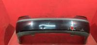 Форд фокус 2 бампер задний черный