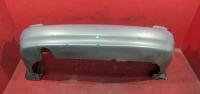 Шевроле ланос бампер задний серый с усилителем
