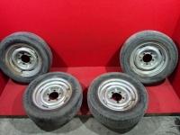 Комплект колес Нива 205/65 R15