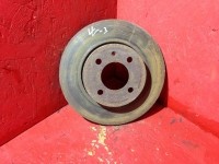 Диск тормозной передний Volkswagen Passat B3 88-93 пассат