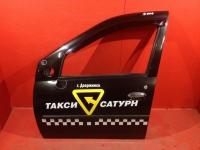Дверь передняя левая Renault Logan 2005-2014 Рено логан