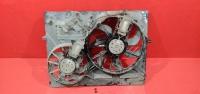 Вентилятор радиатора VW 2002-2010 Туарег в сборе
