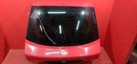 Хендай акцент купе крышка багажника красная