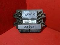 Блок управления двигателем Рено Логан 1 05-
