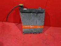 Радиатор охлаждения основной Hyundai Accent II  Хёндай Акцент
