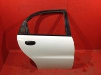 Дверь задняя правая Chevrolet Lanos 2004-2010 Шевроле Ланос