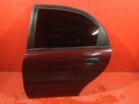 Дверь задняя левая Chevrolet Lanos 2004-2010 Шевроле Ланос