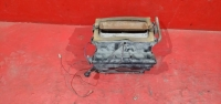 Ваз 2107 корпус печки печка медный радиатор