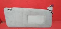 БМВ Х5 Е53 козырек солнцезащитный правый