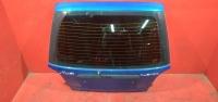 Дэу матиз крышка багажника со стеклом синий цвет