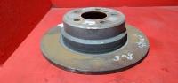 БМВ Х5 Е53 диск тормозной задний 4.4 бензин