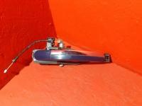 Ручка задняя правая Форд Фокус 2 цв.синий синяя