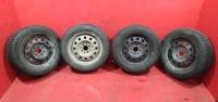 Ваз колеса зимние комплект колес R14 KUMHO 4шт.