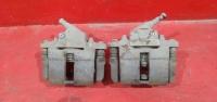 Ваз 2110 скобы R14 суппорта обломан спускник
