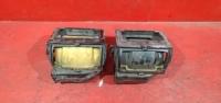 Шевроле нива корпус вентилятора печки резистор