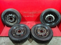 Комплект колес Нива DISCOVERER COOPER R16