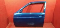 Ваз 2112 купе дверь левая синяя