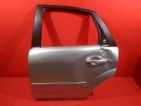 Дверь задняя левая Форд Фокус 2 05- ручка замок