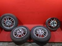 Комплект колес литье Лансер 9 R15