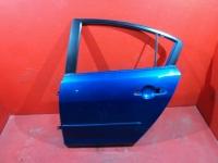 Дверь задняя левая Mazda 3 (BK) 2002-2009 Мазда 3