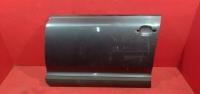 Фольксваген туарег дверь передняя левая серая