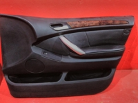 Обшивка передней правой двери BMW X5 E53